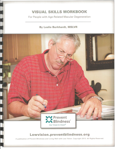 Visual Skills Workbook For People with Age-Related Macular Degeneration